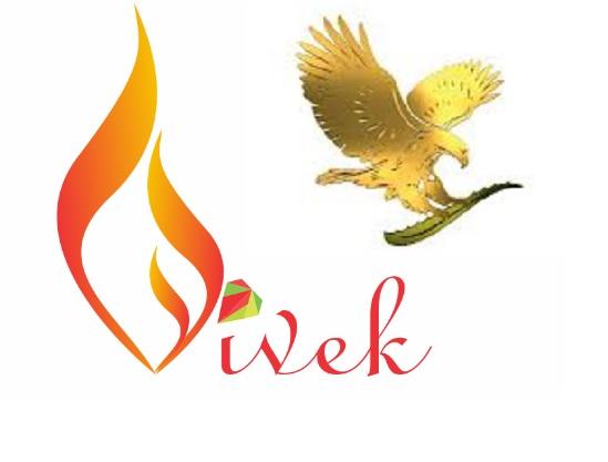Vivek Sharma - logo