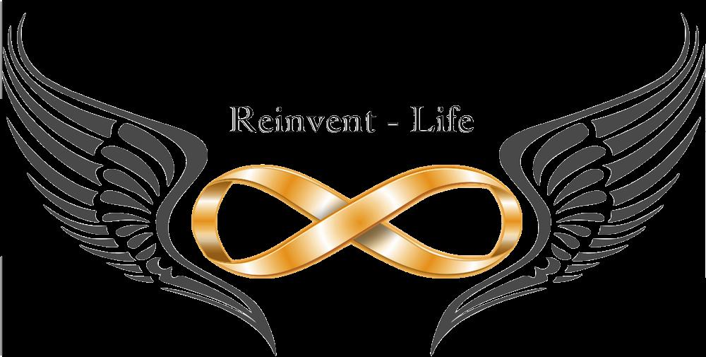 REINVENT LIFE - SEPTEMBER 11th 2016 - logo