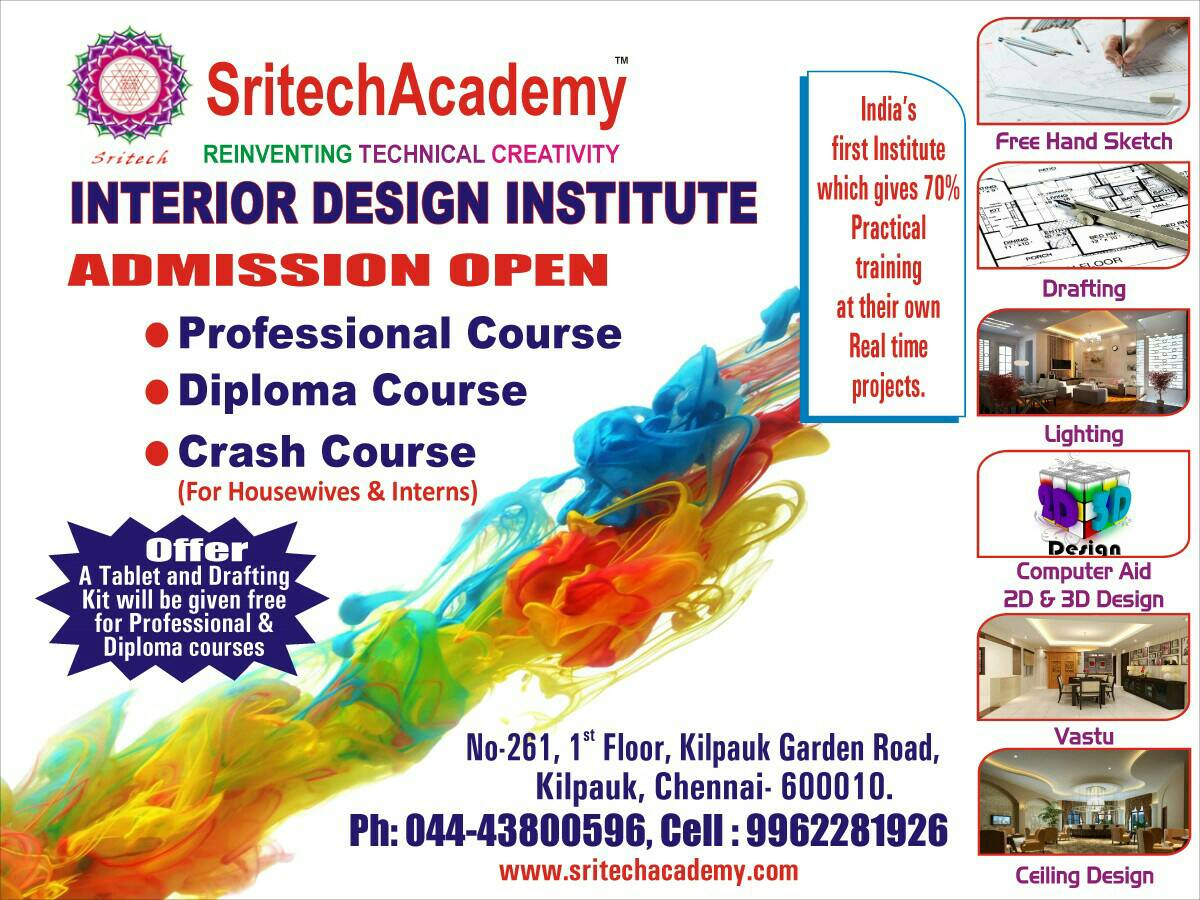 typical client Sritech Interior Academy Interior Design