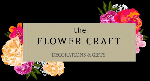 The Flower Craft Decorations - logo