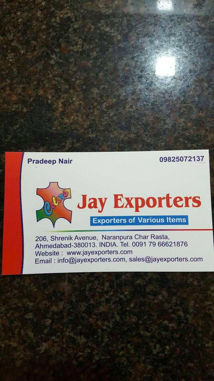 Jay Exporters - logo