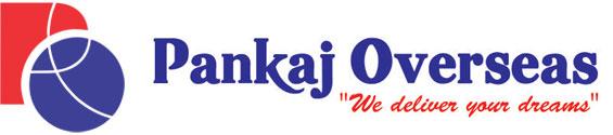 PANKAJ OVERSEAS - logo
