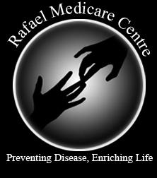 rafael medicare centre - logo