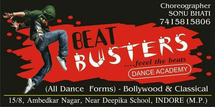 Best Busters Dance Academy  - logo