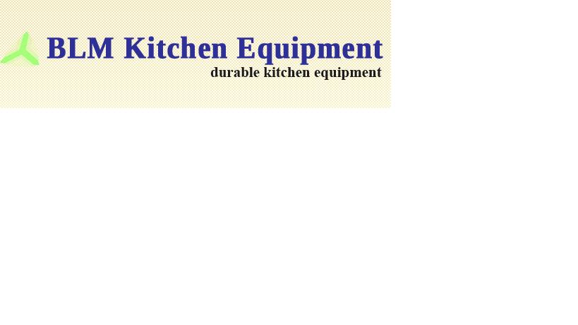 Blmkitchenequipment