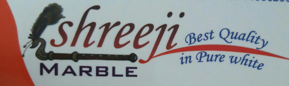 Shreeji marbles - logo