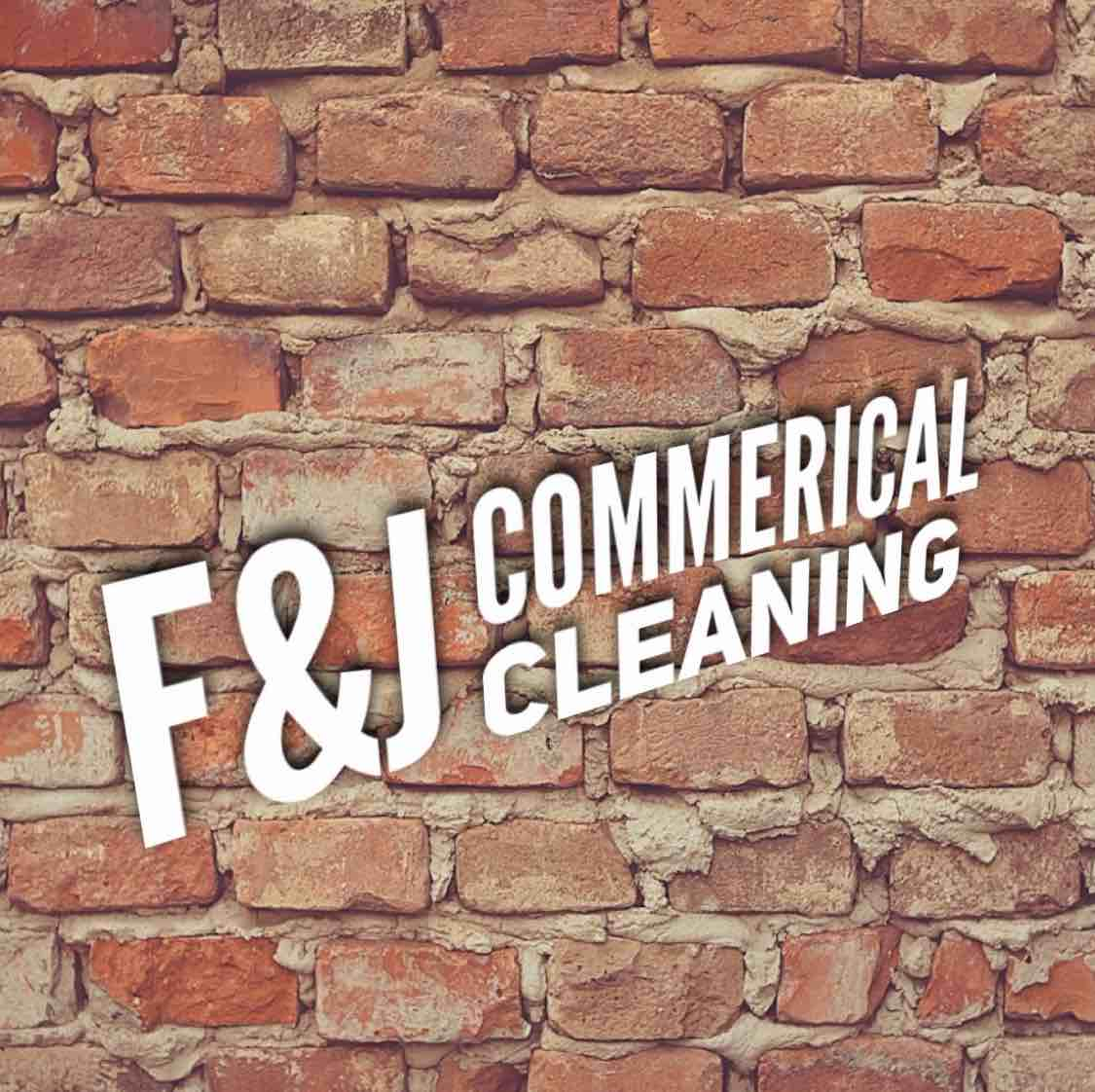 F&J Commercial Cleaning Co. - logo