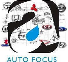 Autofocus - logo