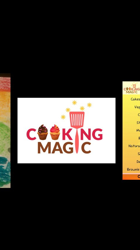 Cooking Magic - logo