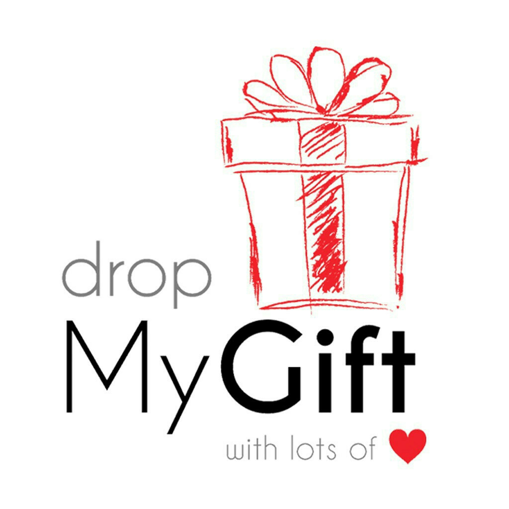 Dropmygift - logo