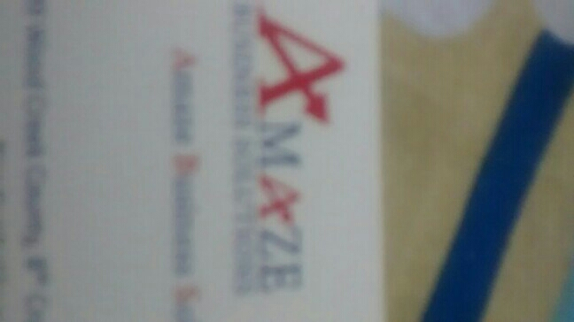 Amaze Business Solutions and Services Pvt Ltd - logo
