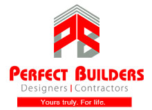 PERFECT BUILDERS - logo