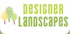 Designer Landscapes - logo