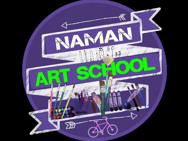 Naman Art School - logo