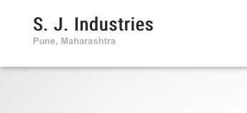S J INDUSTRIES - logo