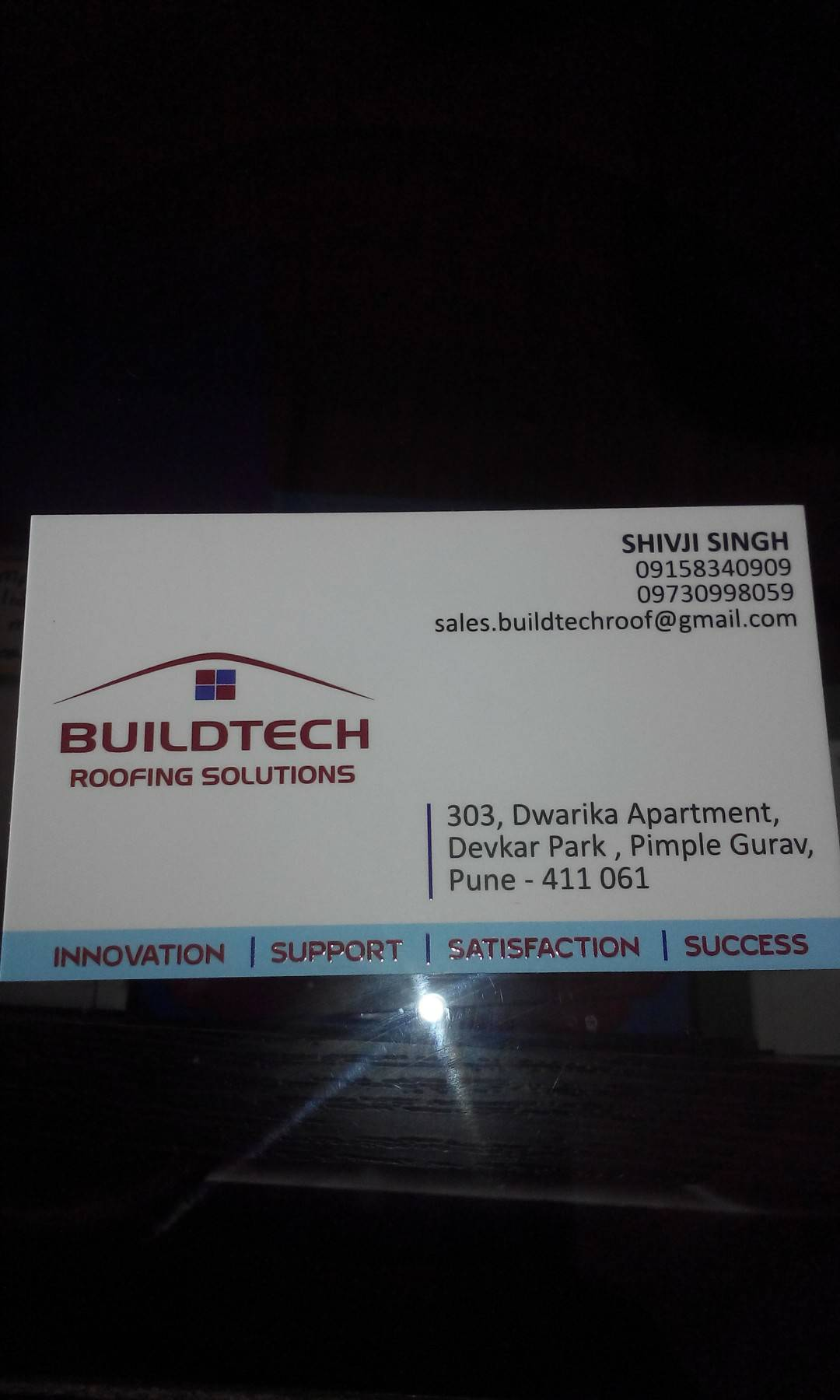 Buildtech Roofing Solutions - logo