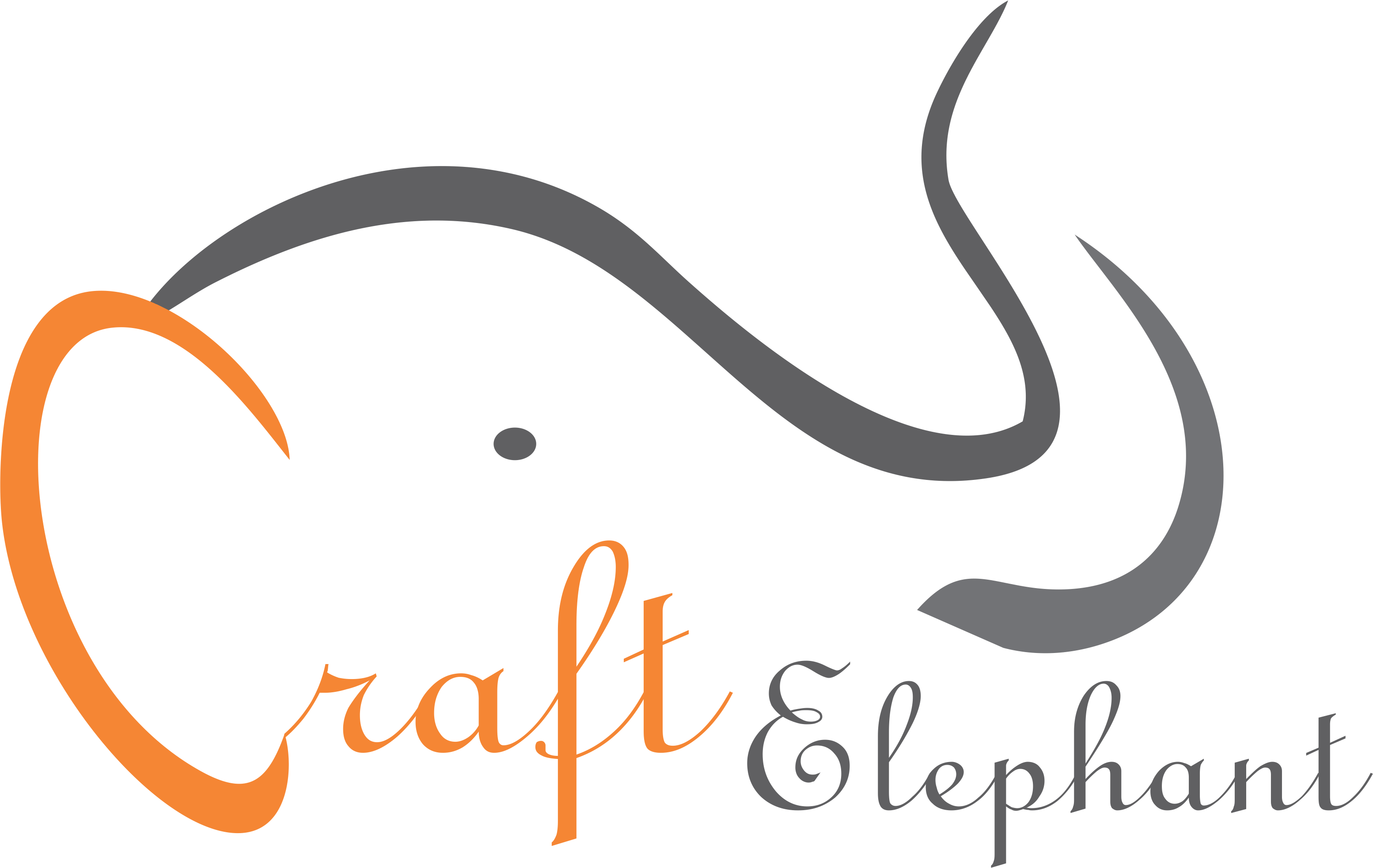 Craft Elephant - logo