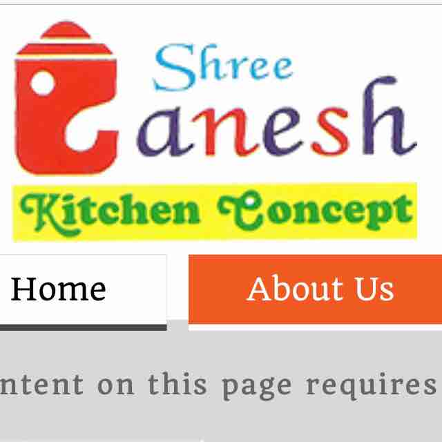 SHREE GANESH KITCHEN CONCEPT - logo
