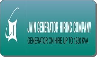 JAIN GENERATOR HIRING CO  +91 9810679523 - logo