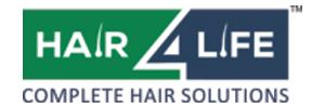 Hair 4 Life - logo