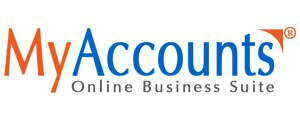 MYACCOUNTS ONLINE SOFTWARES PVT. LTD. - logo