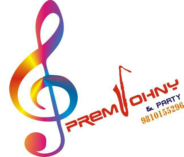 Prem Johny And Party - logo