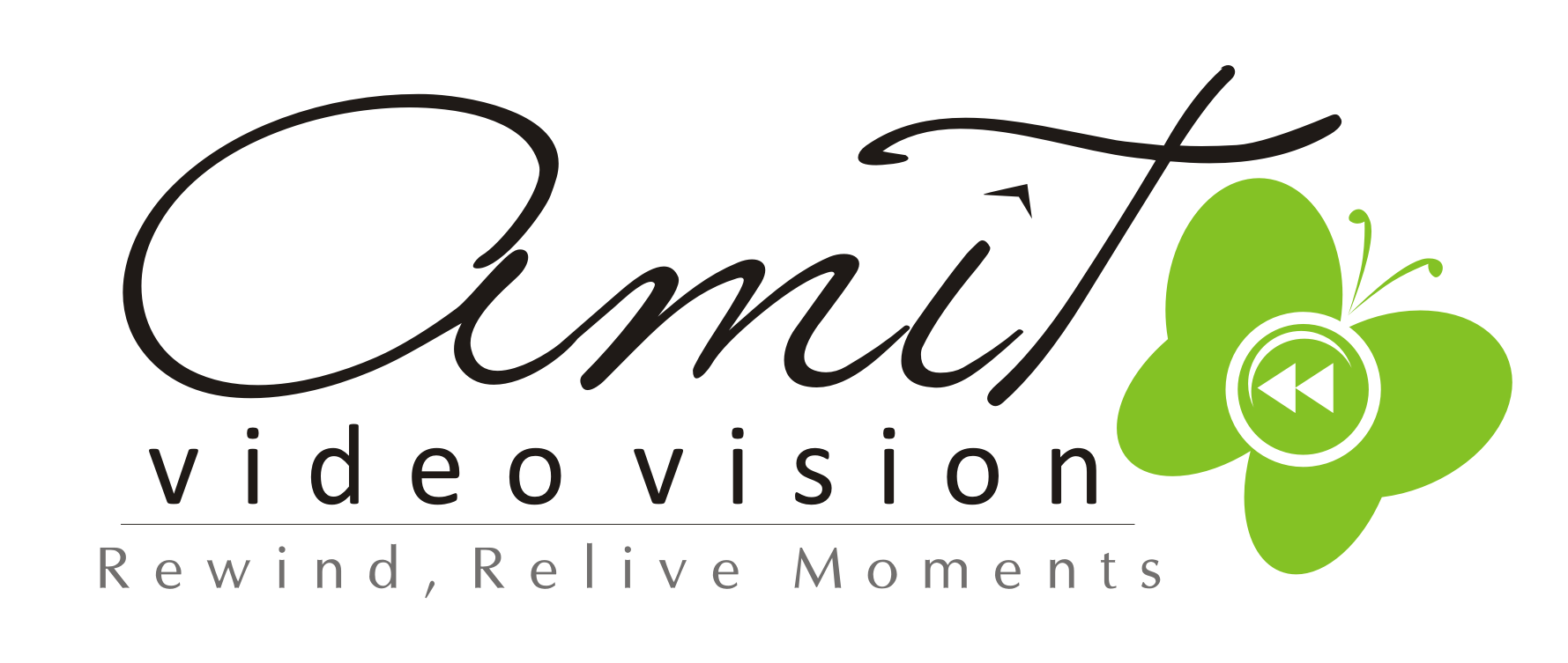 Amit Video Vision - logo