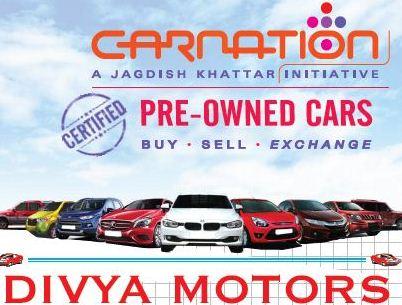 Divya Motors - logo
