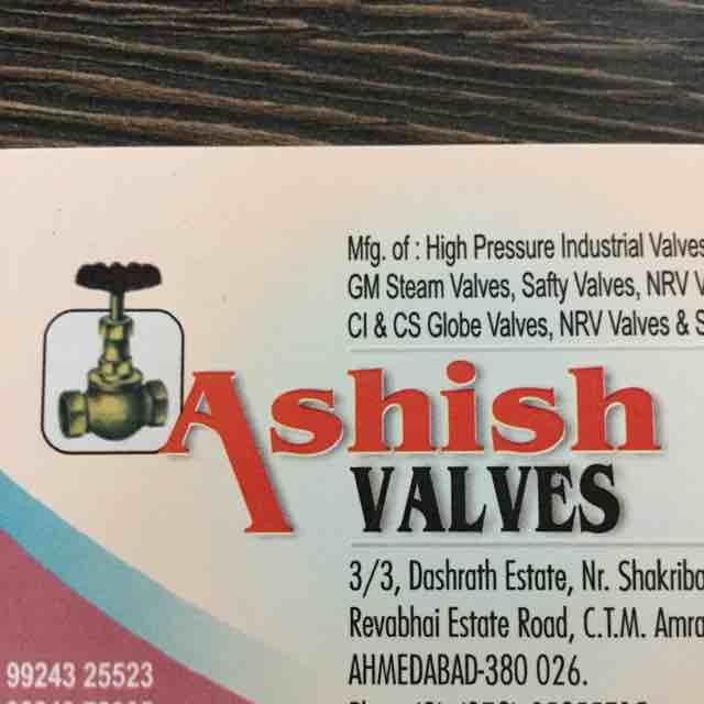 Ashish Valve - logo