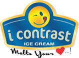 I CONTRAST ICECREAM - logo