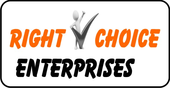 Right Choice Enterprises -7299454433 - logo