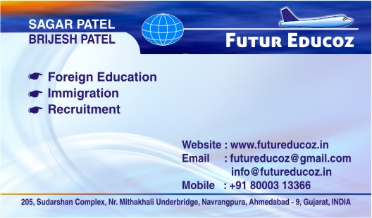 Futur Educoz | Foreign Education Services - logo