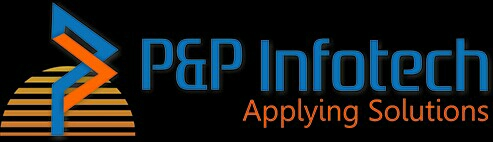 P & P Infotech - logo