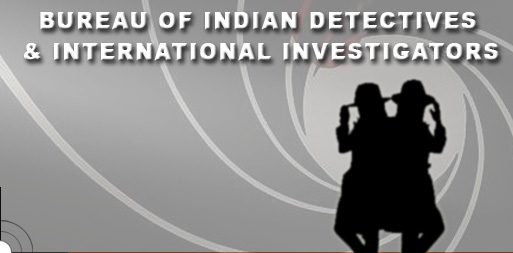 BUREAU OF INDIAN DETECTIVES - 9444370333 - logo