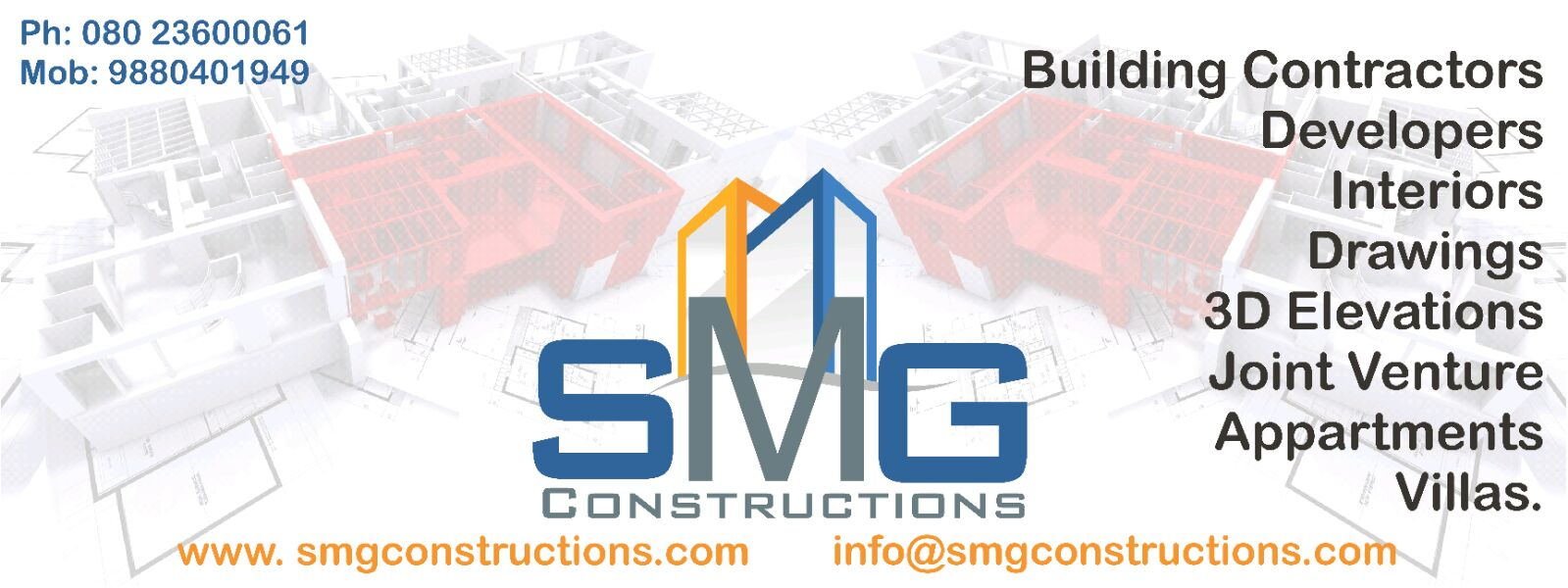 Smg Constructions