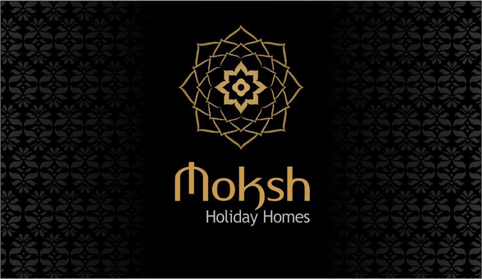 MOKSH HOLIDAY HOMES - logo