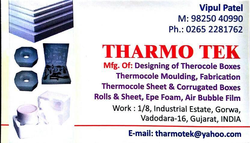 Tharmo Tek - logo