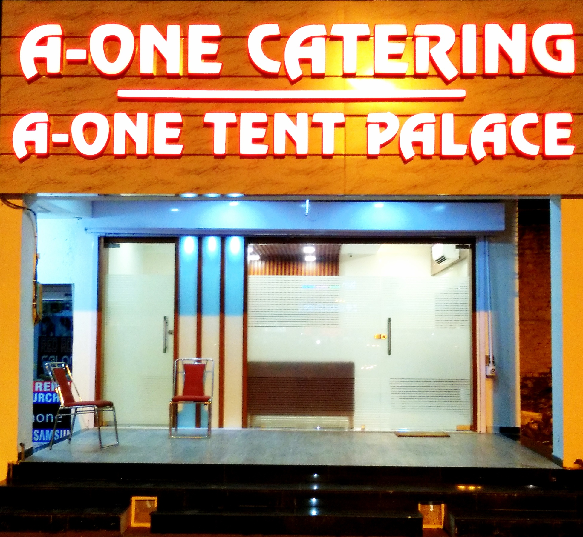 A -ONE CATERING