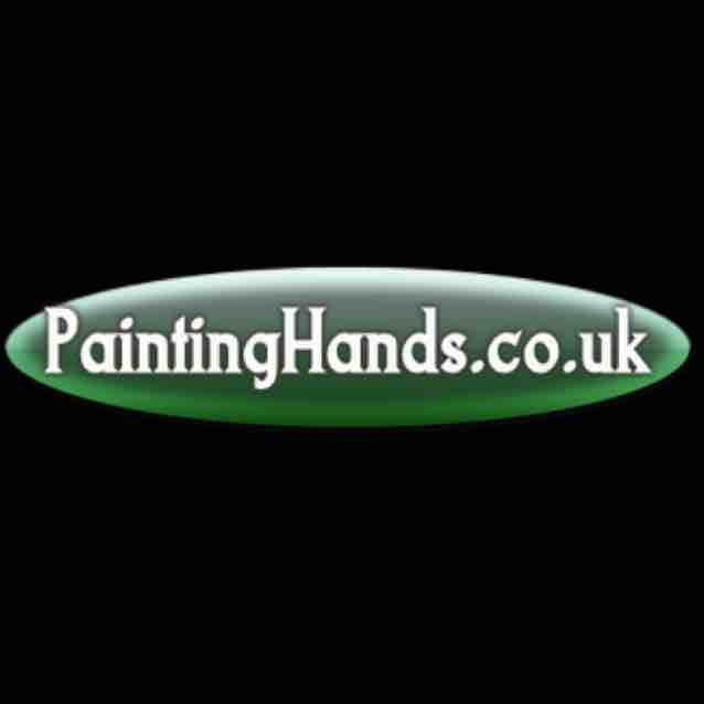 PAINTING HANDS - logo