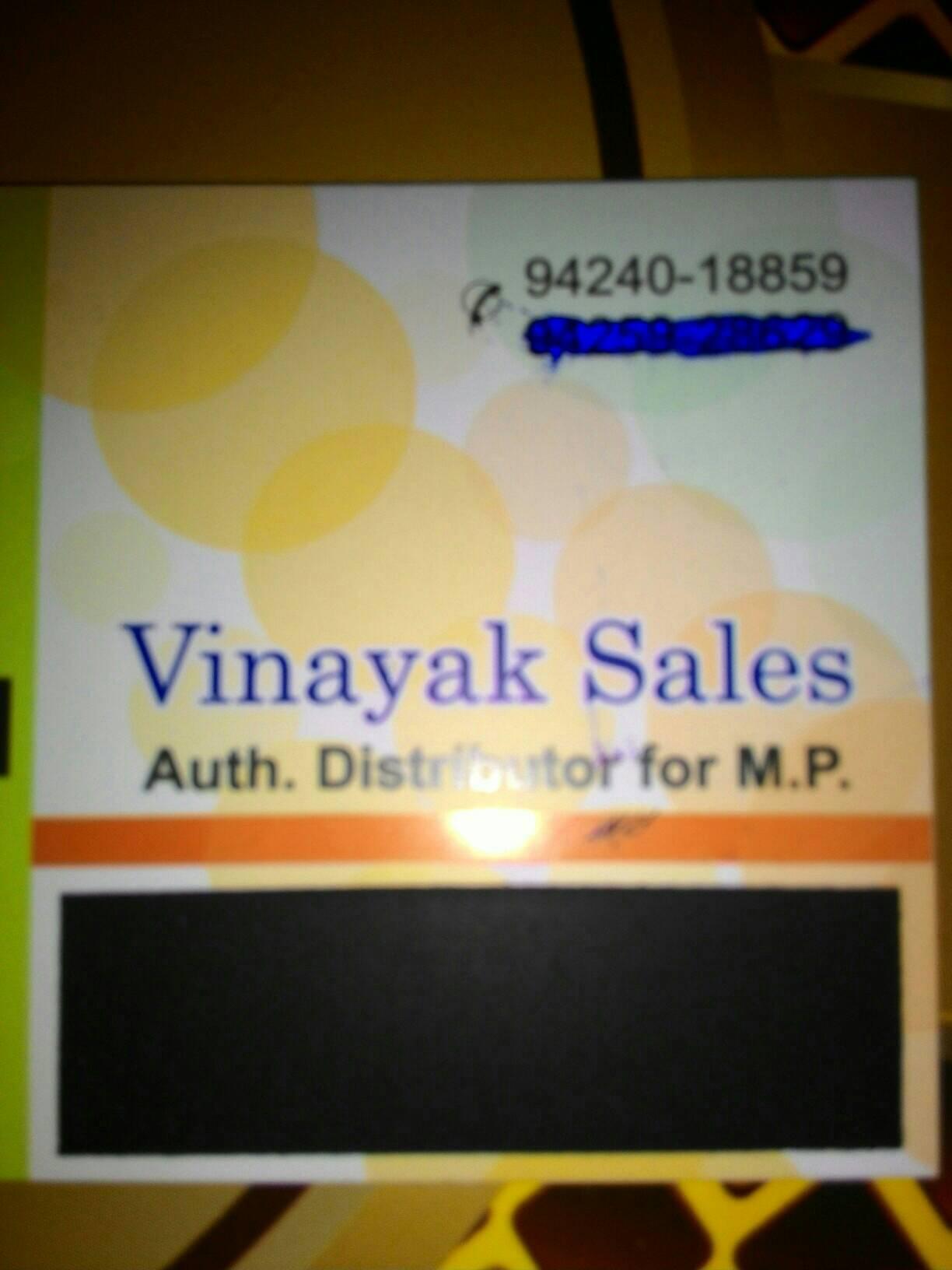 Vinayak Sales