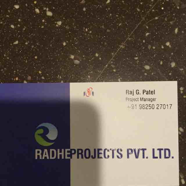 Radhe Projects Pvt Ltd