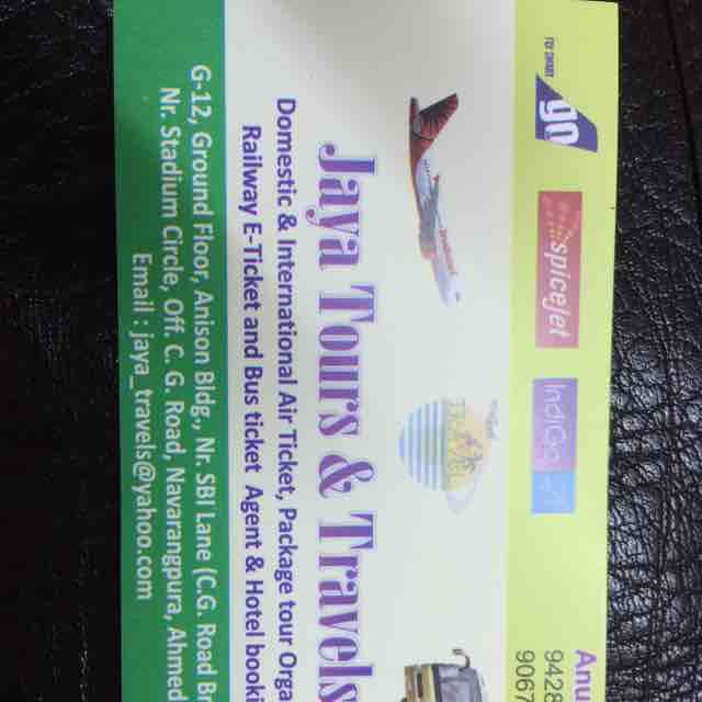 Jaya Tours & Travels