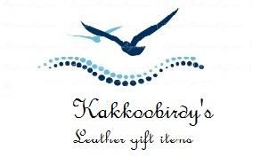 Kakkoo Birdy's -Leather Gift Items