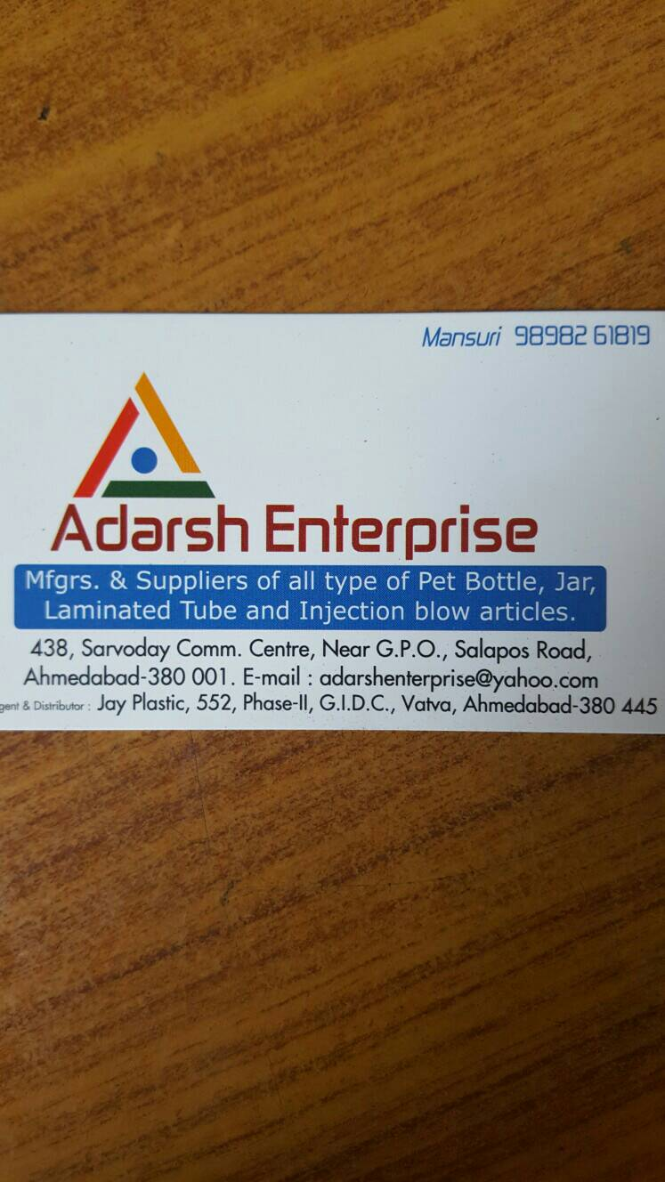Adarsh Enterprise