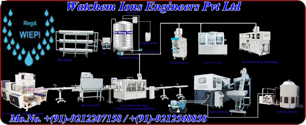 Watchem Ions Engineers Pvt Ltd # +91 9212568858 - logo