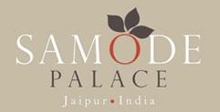 Samode Palace - logo