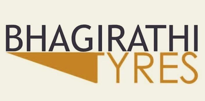 Bhagirathi Tyres - logo