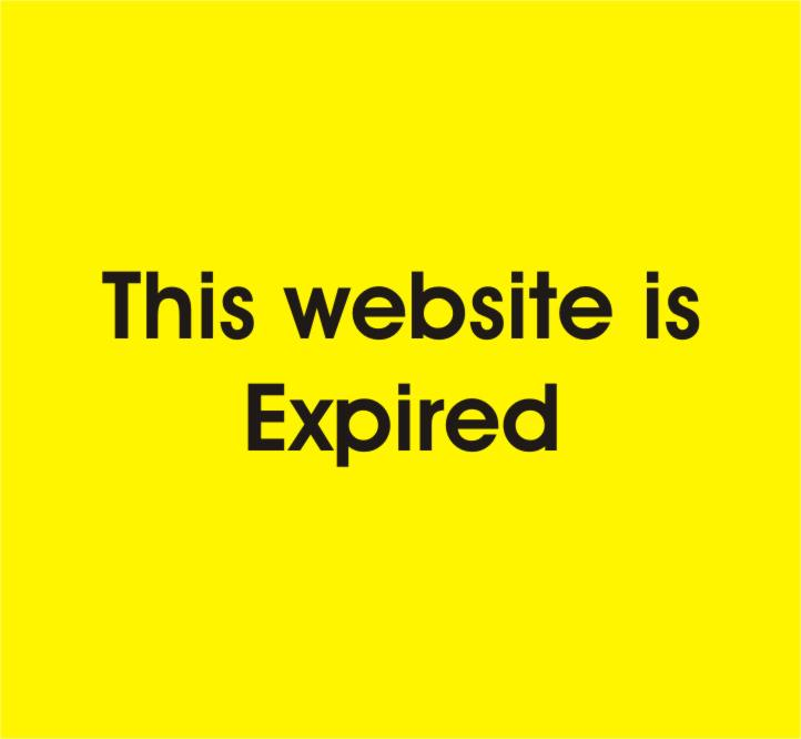 this website is expired - logo