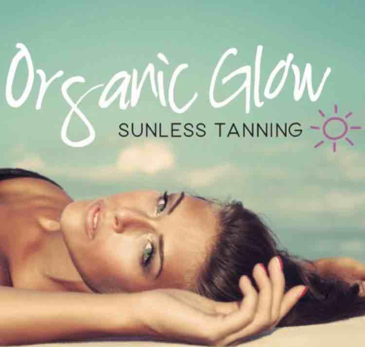 Organic Glow Sunless Tanning
