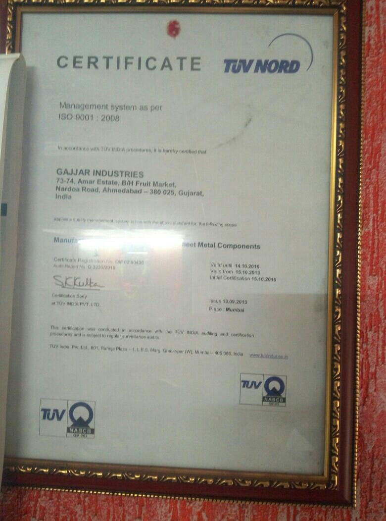 Gajjar Industries